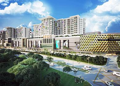 VivaCity, Jln Wan Alwi