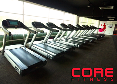 City Mall, Kota Kinabalu (trading as Core Fitness)