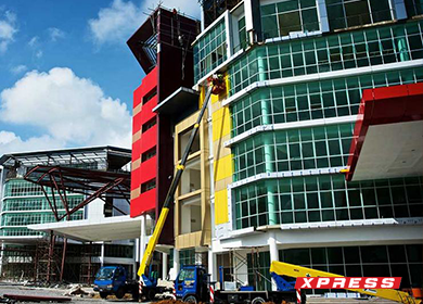 iCom, Jln Pending
